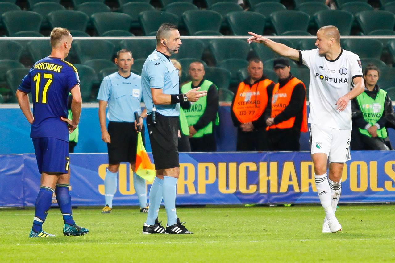 Legia Warszawa 2-3 Arka Gdynia - fot. Piotr Galas (zdjęcie 72 z 75)