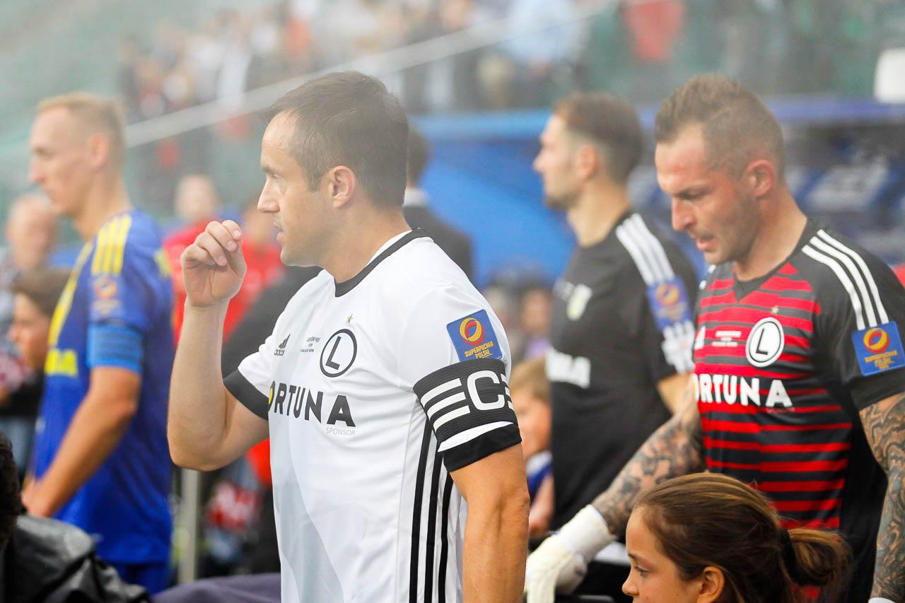 Legia Warszawa 2-3 Arka Gdynia - fot. Piotr Galas (zdjęcie 9 z 75)