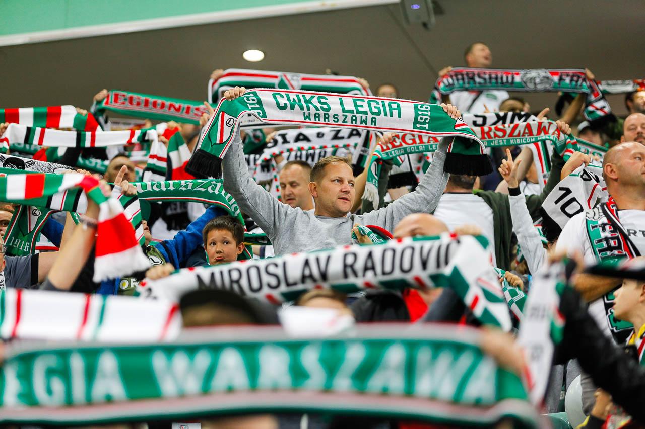 Legia Warszawa 1-0 Lech Poznań - fot. Piotr Galas (zdjęcie 100 z 105)