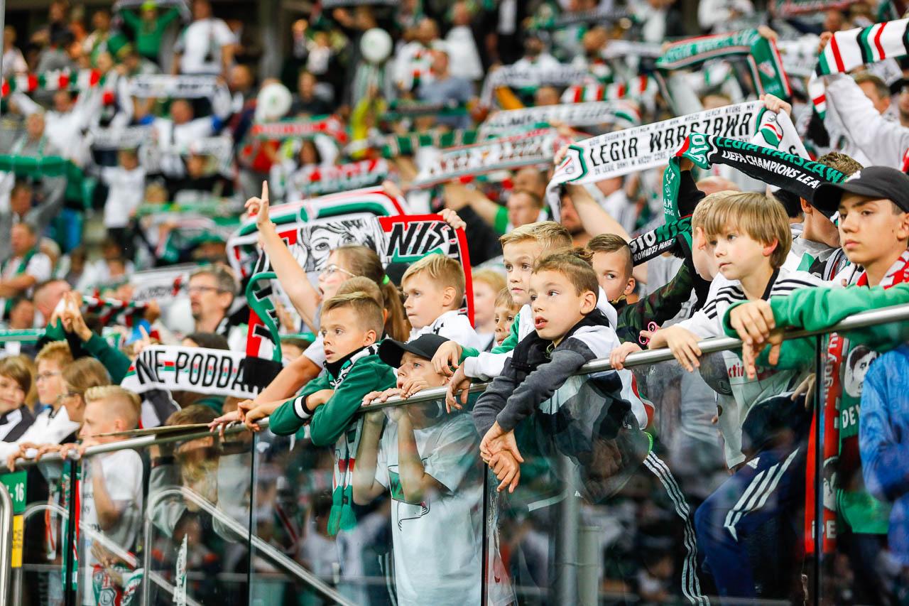Legia Warszawa 1-0 Lech Poznań - fot. Piotr Galas (zdjęcie 101 z 105)
