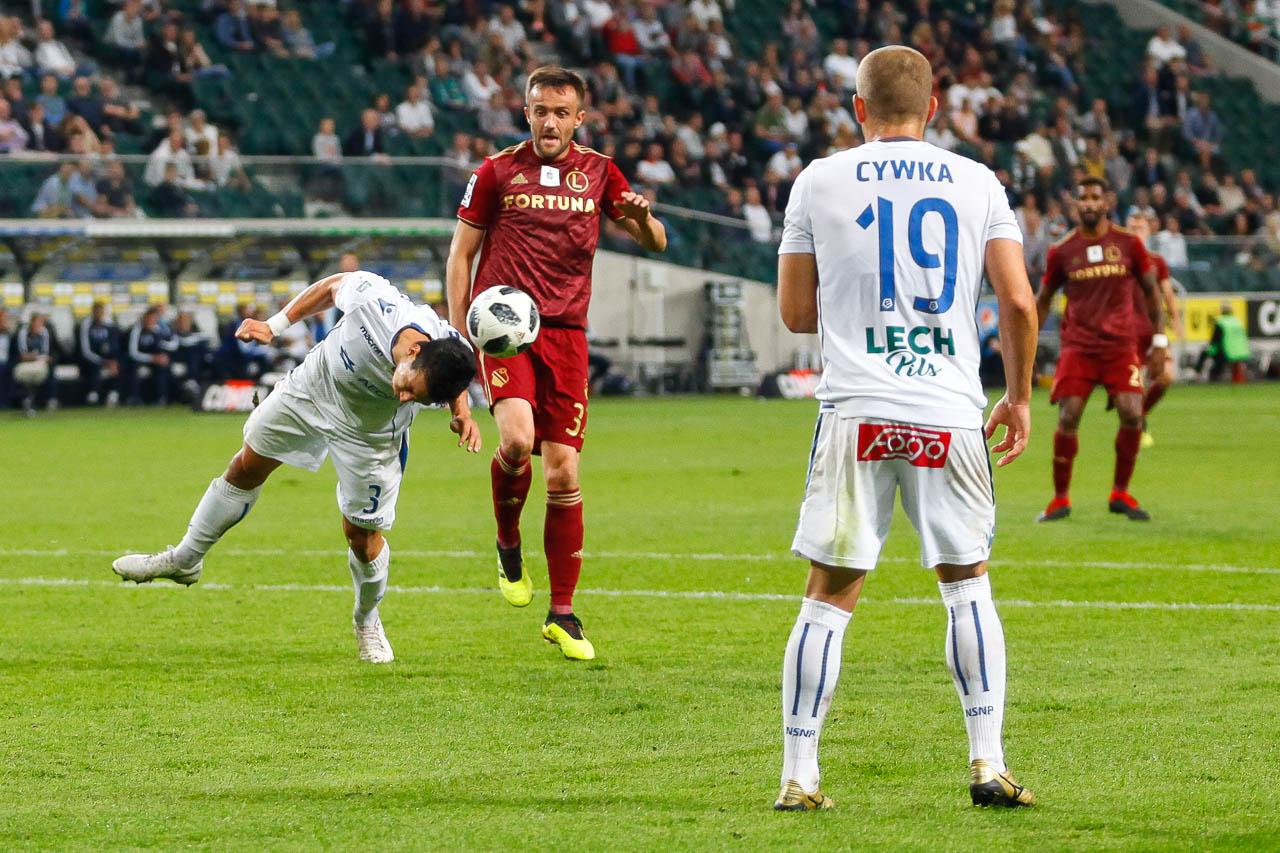 Legia Warszawa 1-0 Lech Poznań - fot. Piotr Galas (zdjęcie 103 z 105)