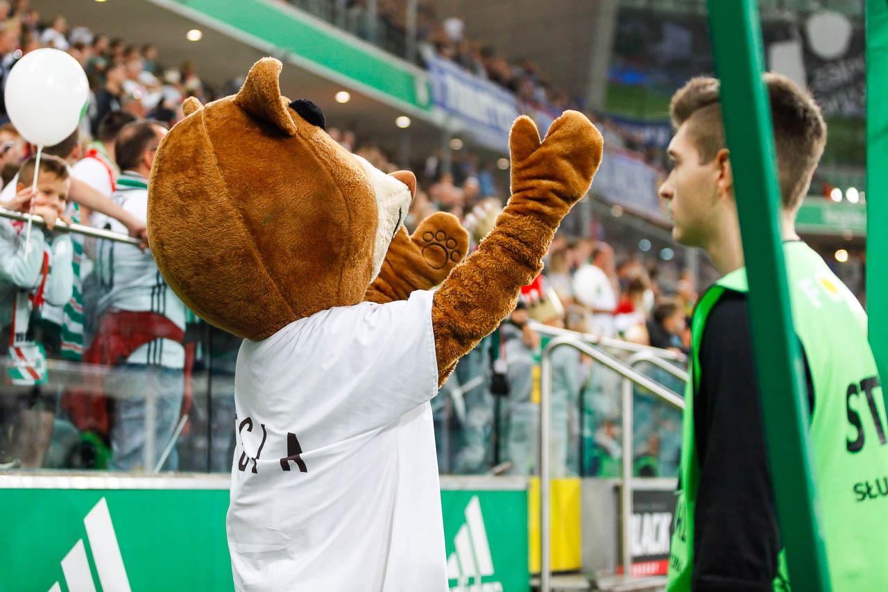 Legia Warszawa 1-0 Lech Poznań - fot. Piotr Galas (zdjęcie 104 z 105)