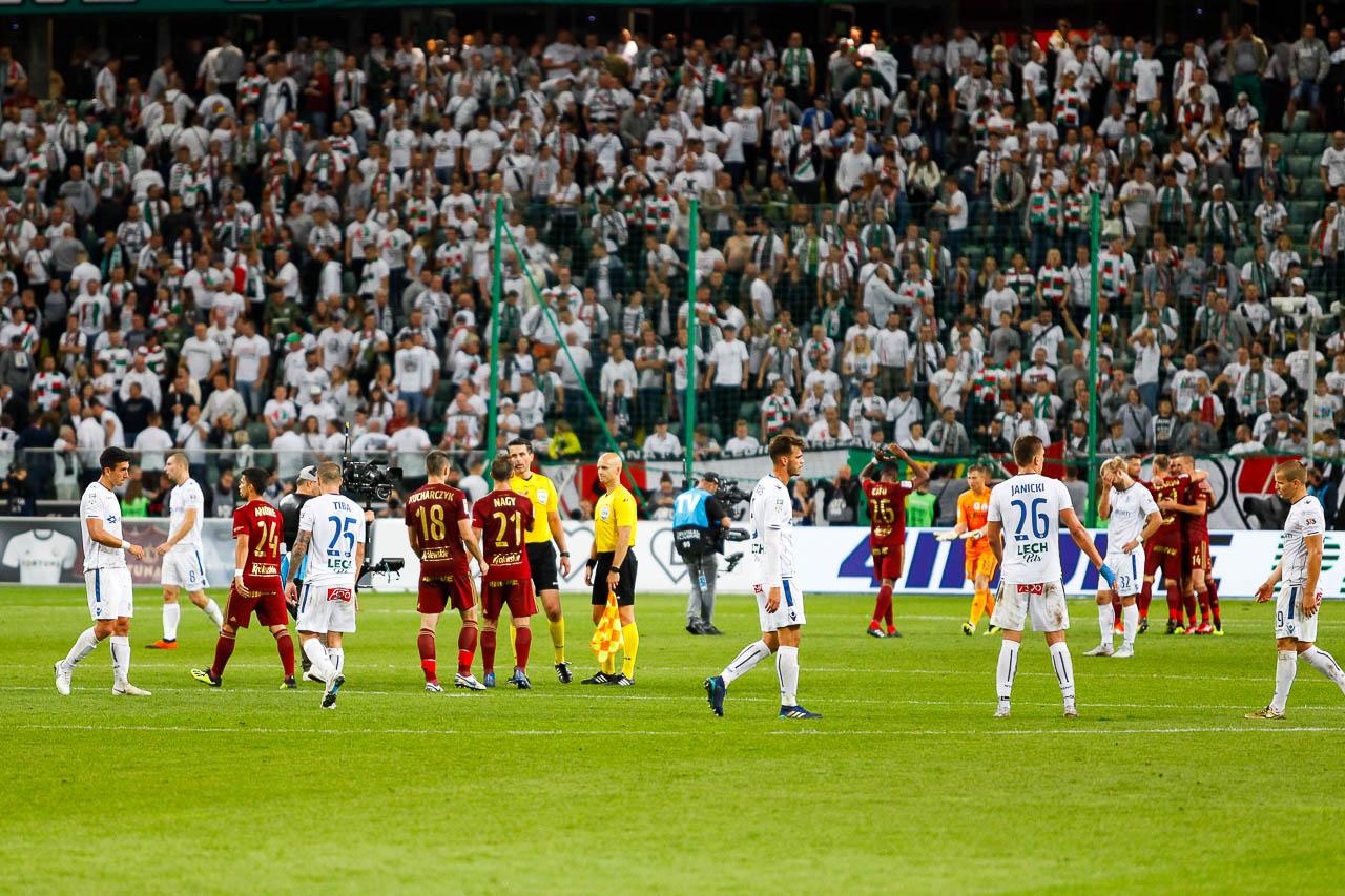 Legia Warszawa 1-0 Lech Poznań - fot. Piotr Galas (zdjęcie 105 z 105)
