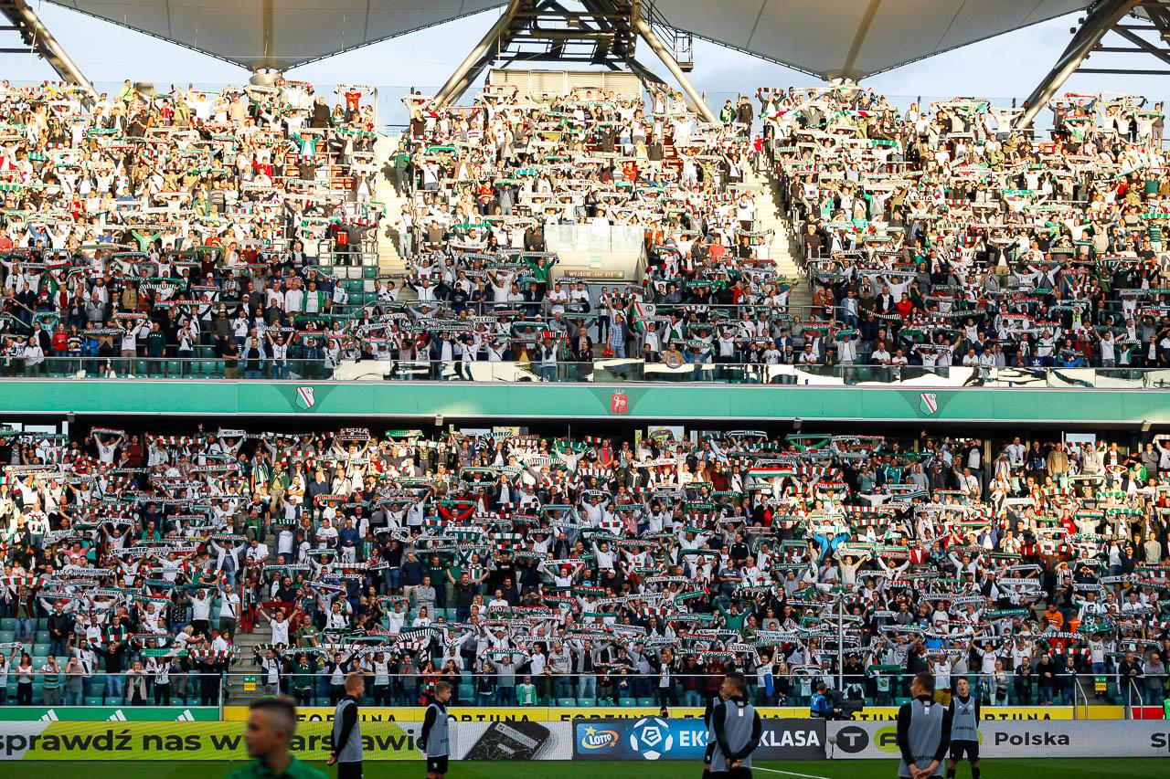 Legia Warszawa 1-0 Lech Poznań - fot. Piotr Galas (zdjęcie 11 z 105)