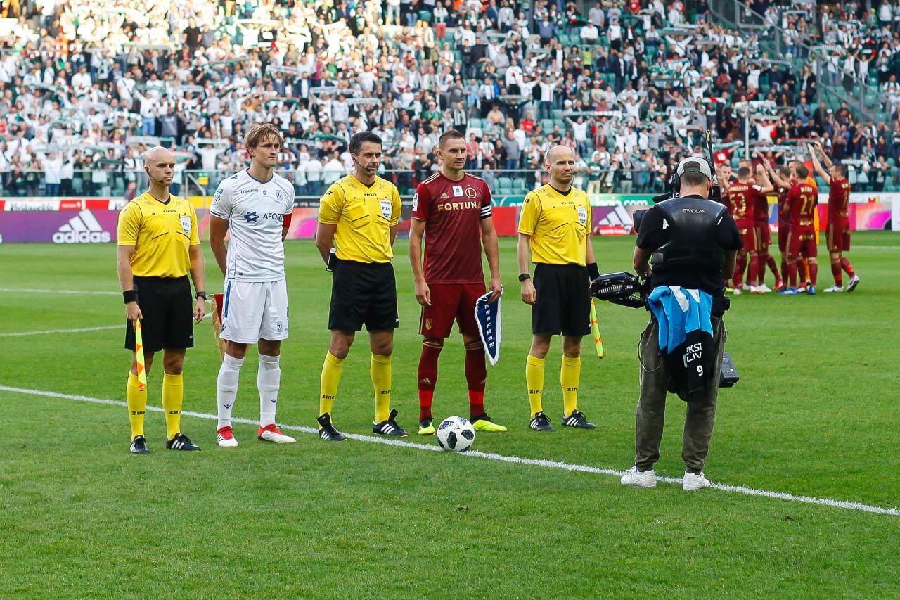 Legia Warszawa 1-0 Lech Poznań - fot. Piotr Galas (zdjęcie 18 z 105)