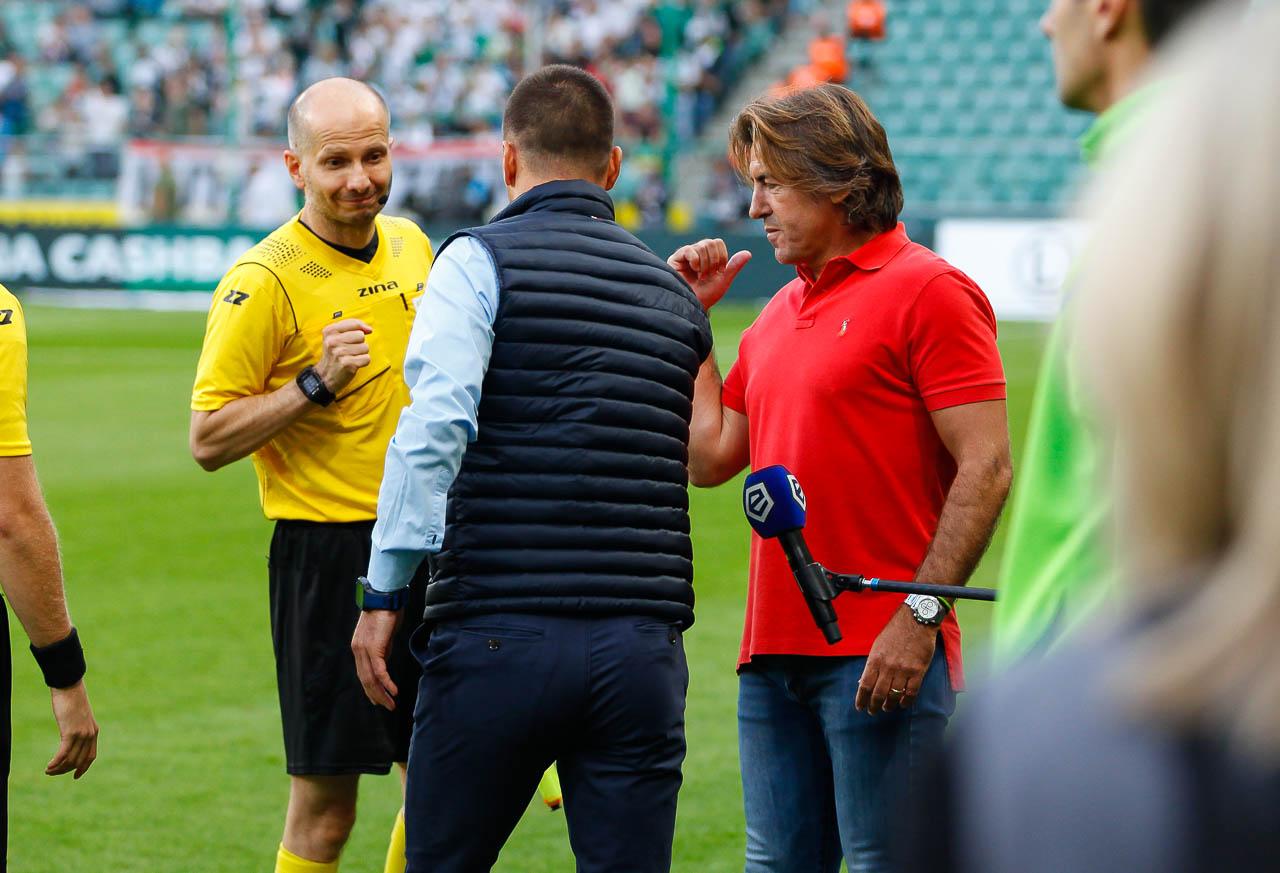 Legia Warszawa 1-0 Lech Poznań - fot. Piotr Galas (zdjęcie 19 z 105)