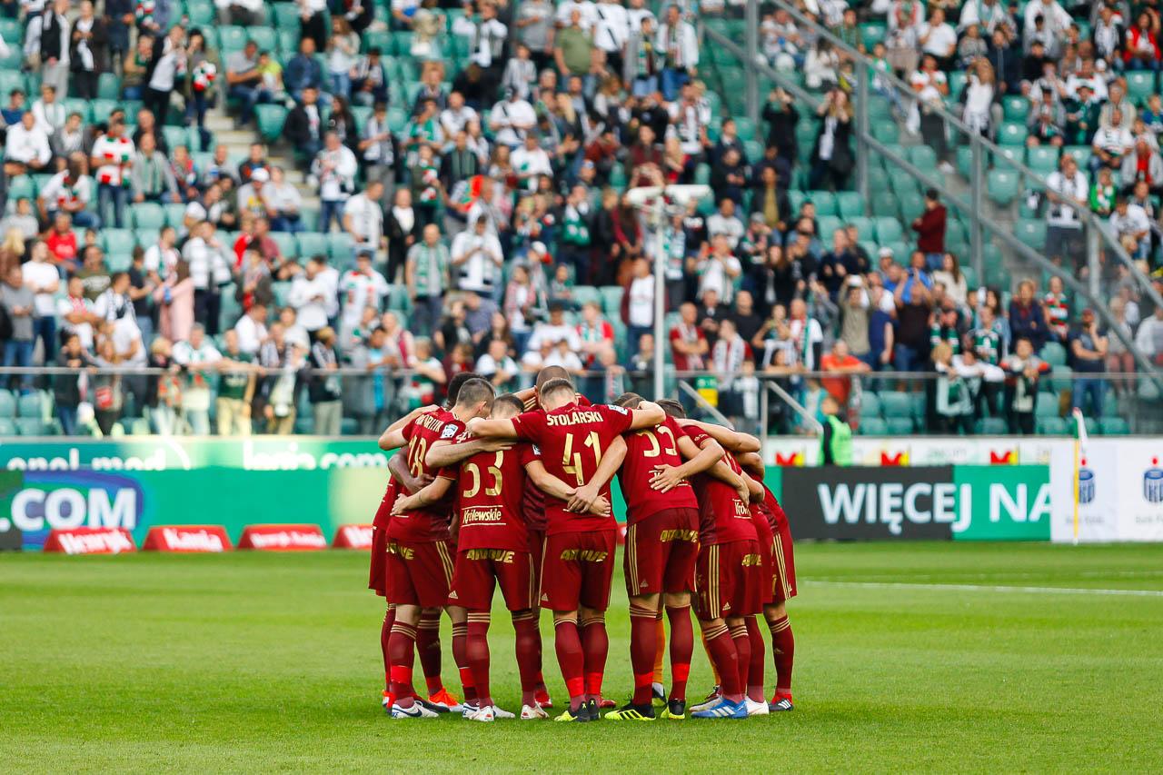 Legia Warszawa 1-0 Lech Poznań - fot. Piotr Galas (zdjęcie 20 z 105)