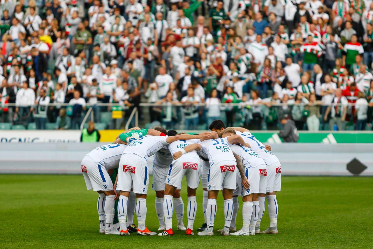 Legia Warszawa 1-0 Lech Poznań - fot. Piotr Galas (zdjęcie 21 z 105)