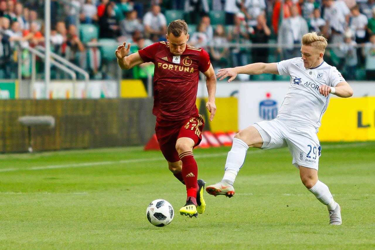 Legia Warszawa 1-0 Lech Poznań - fot. Piotr Galas (zdjęcie 22 z 105)