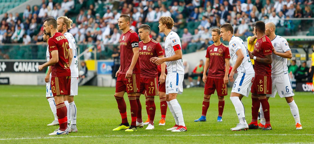 Legia Warszawa 1-0 Lech Poznań - fot. Piotr Galas (zdjęcie 23 z 105)