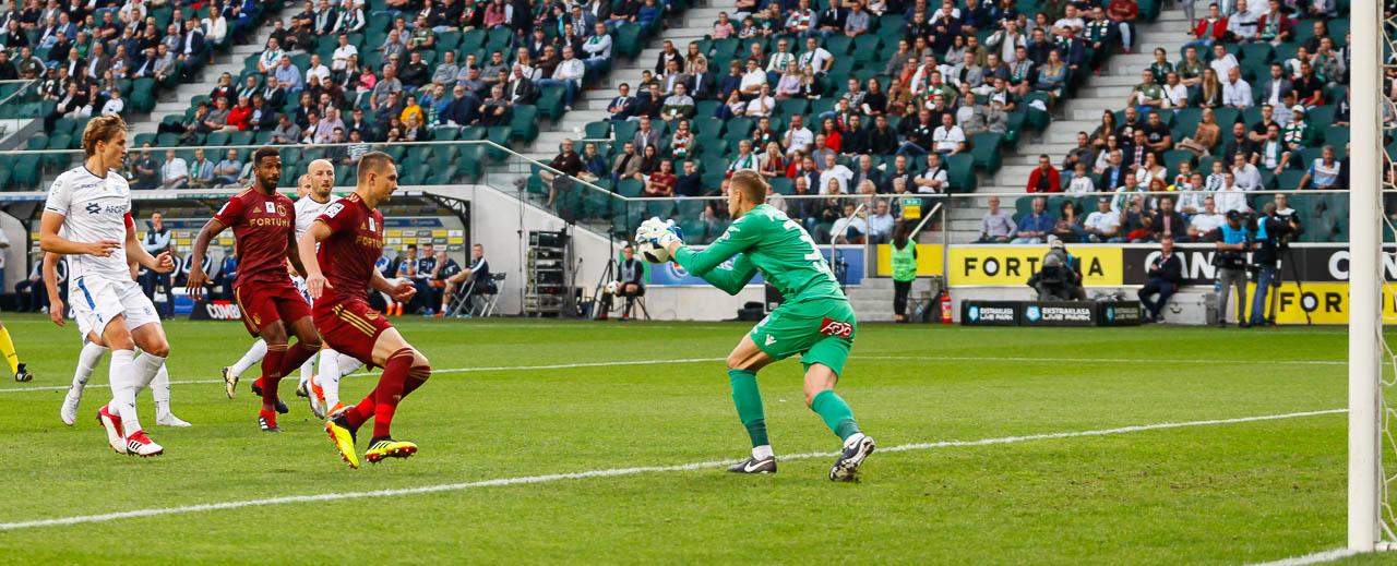 Legia Warszawa 1-0 Lech Poznań - fot. Piotr Galas (zdjęcie 24 z 105)