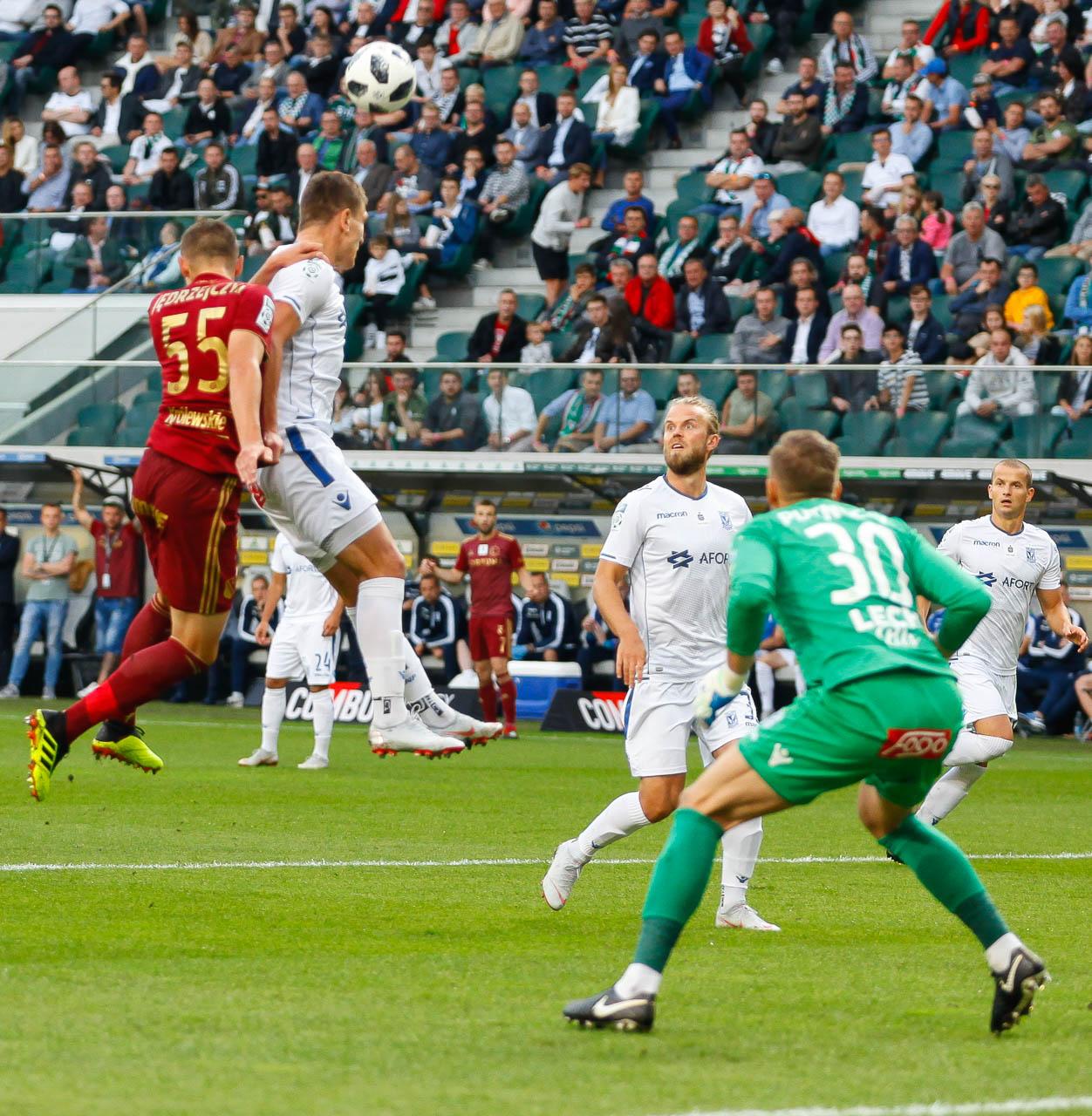 Legia Warszawa 1-0 Lech Poznań - fot. Piotr Galas (zdjęcie 25 z 105)