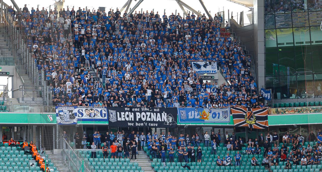Legia Warszawa 1-0 Lech Poznań - fot. Piotr Galas (zdjęcie 26 z 105)
