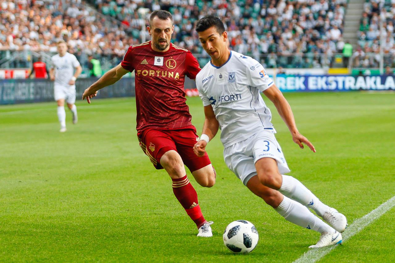 Legia Warszawa 1-0 Lech Poznań - fot. Piotr Galas (zdjęcie 27 z 105)