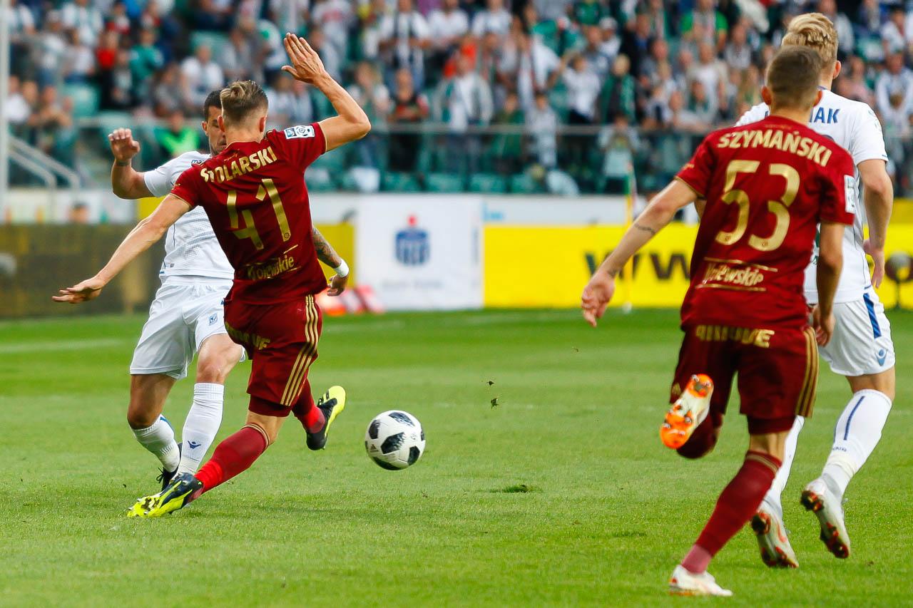 Legia Warszawa 1-0 Lech Poznań - fot. Piotr Galas (zdjęcie 28 z 105)