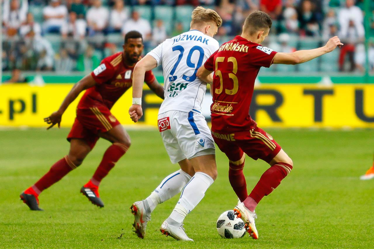 Legia Warszawa 1-0 Lech Poznań - fot. Piotr Galas (zdjęcie 29 z 105)