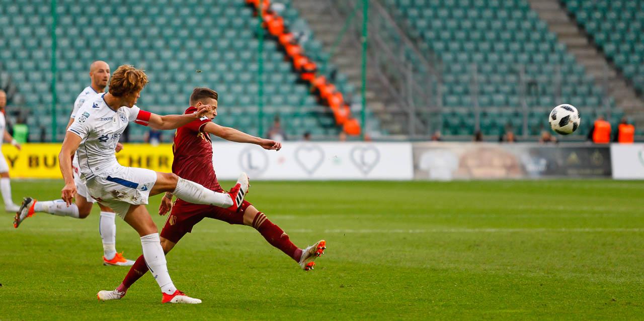 Legia Warszawa 1-0 Lech Poznań - fot. Piotr Galas (zdjęcie 30 z 105)