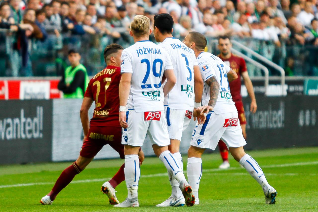 Legia Warszawa 1-0 Lech Poznań - fot. Piotr Galas (zdjęcie 31 z 105)