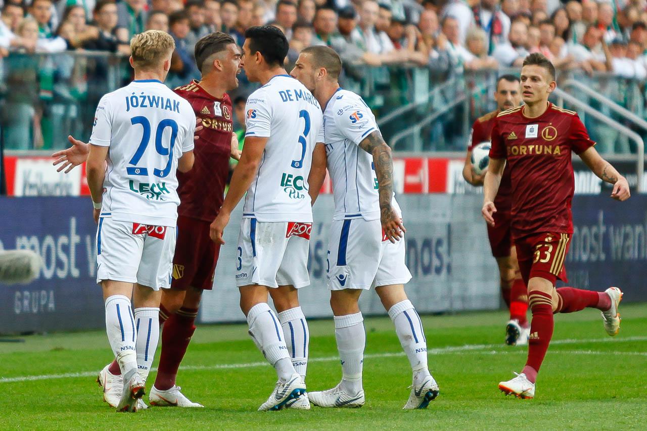 Legia Warszawa 1-0 Lech Poznań - fot. Piotr Galas (zdjęcie 32 z 105)