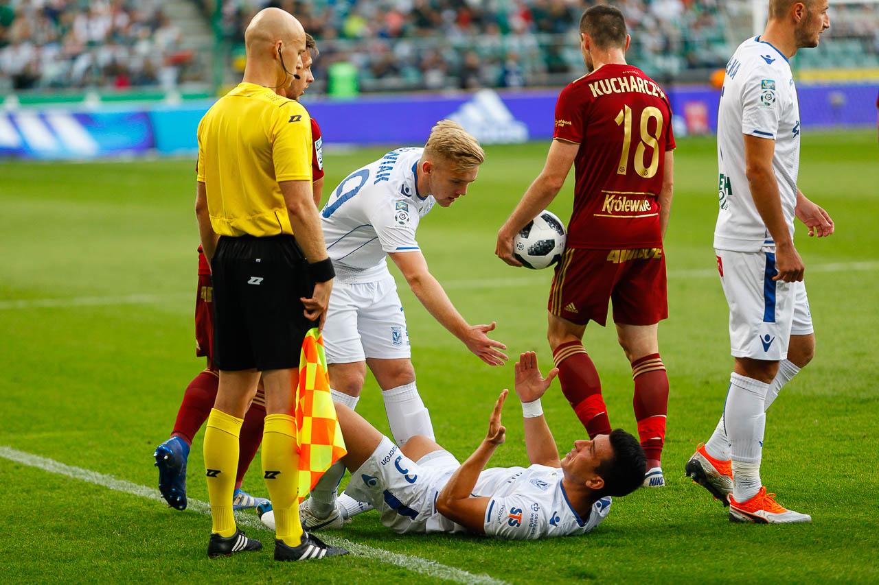 Legia Warszawa 1-0 Lech Poznań - fot. Piotr Galas (zdjęcie 35 z 105)
