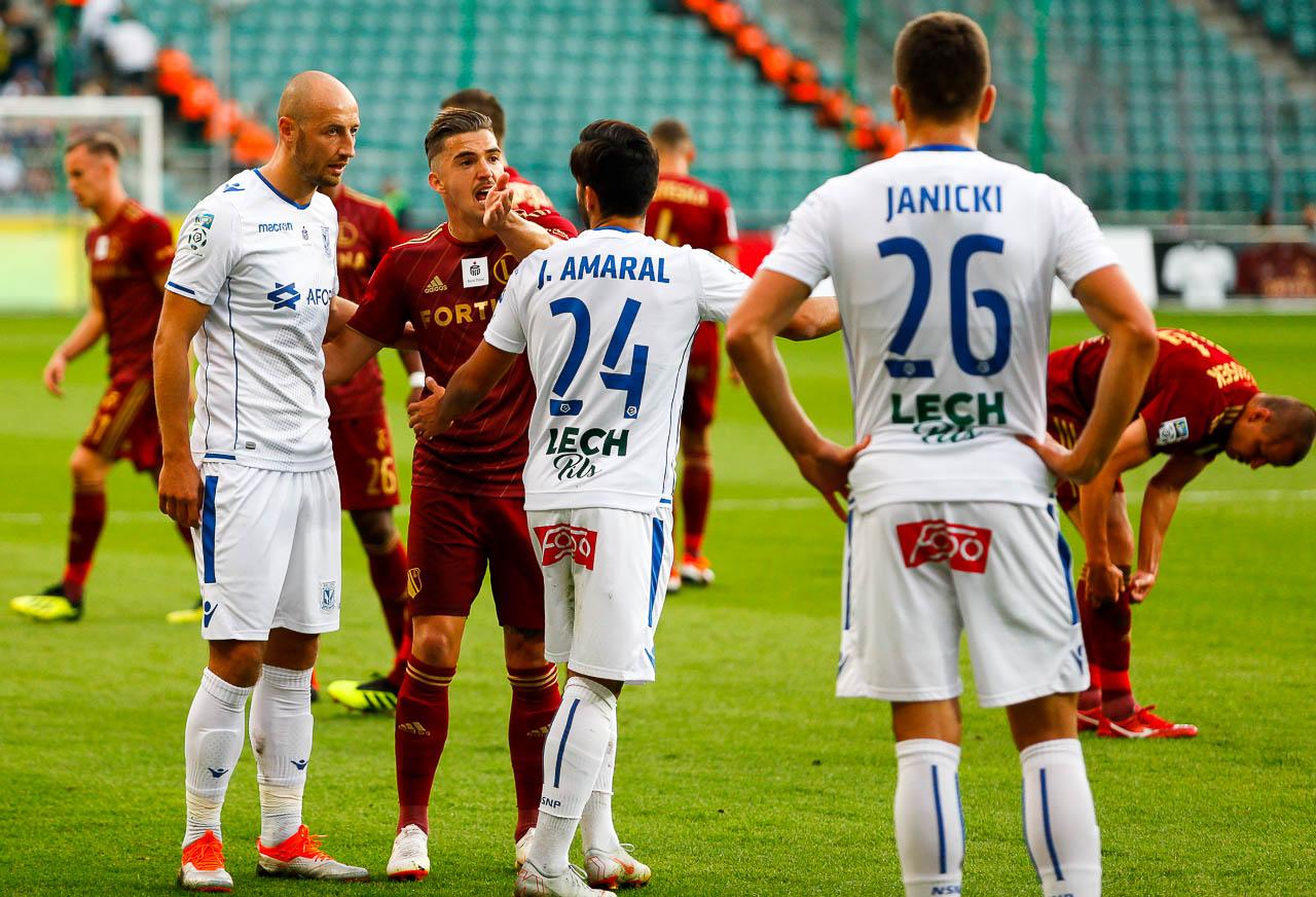 Legia Warszawa 1-0 Lech Poznań - fot. Piotr Galas (zdjęcie 36 z 105)