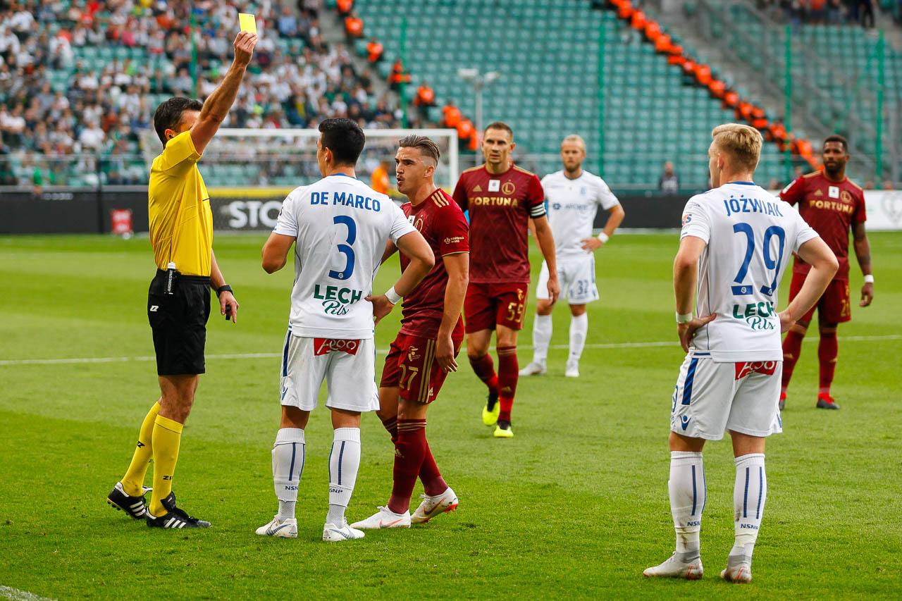 Legia Warszawa 1-0 Lech Poznań - fot. Piotr Galas (zdjęcie 38 z 105)