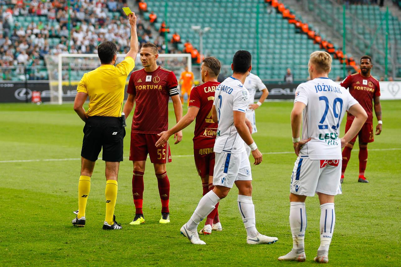Legia Warszawa 1-0 Lech Poznań - fot. Piotr Galas (zdjęcie 39 z 105)