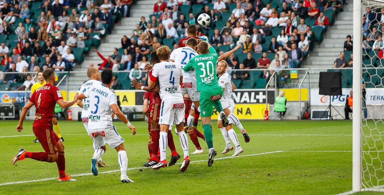 Legia Warszawa 1-0 Lech Poznań - fot. Piotr Galas (zdjęcie 41 z 105)