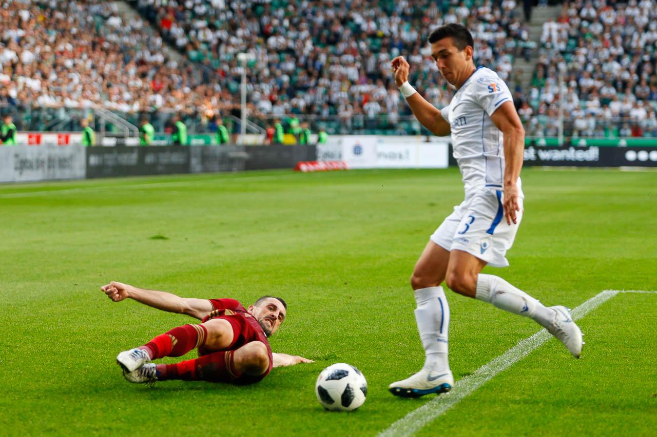 Legia Warszawa 1-0 Lech Poznań - fot. Piotr Galas (zdjęcie 43 z 105)
