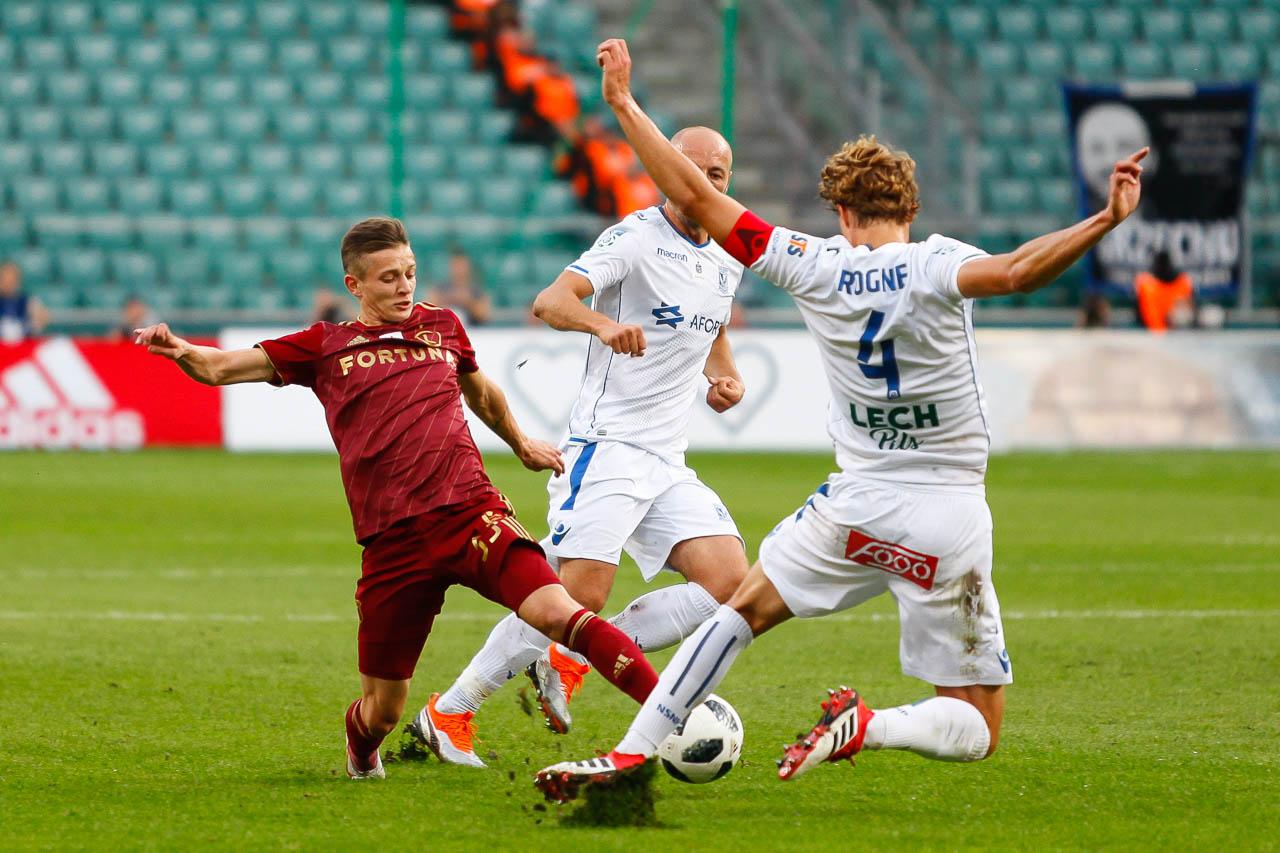Legia Warszawa 1-0 Lech Poznań - fot. Piotr Galas (zdjęcie 46 z 105)