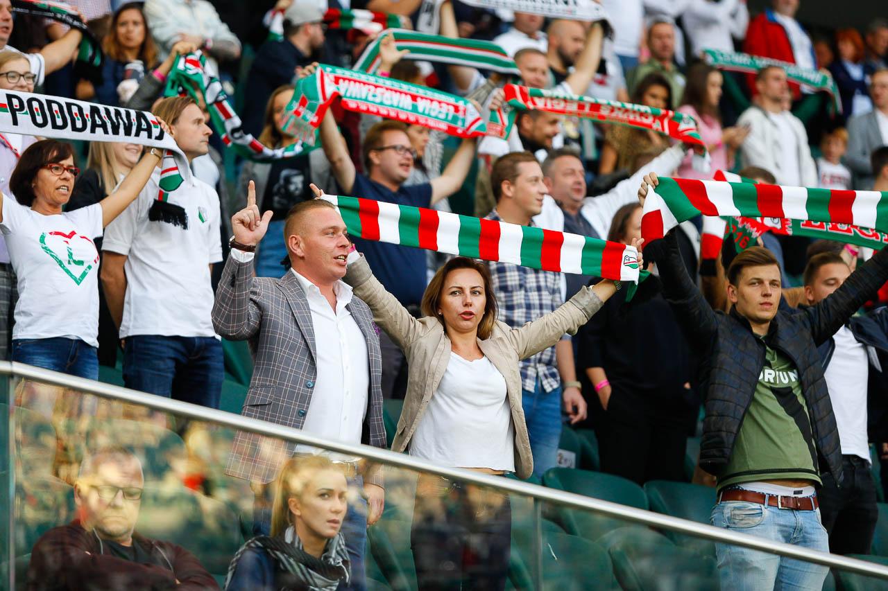 Legia Warszawa 1-0 Lech Poznań - fot. Piotr Galas (zdjęcie 5 z 105)