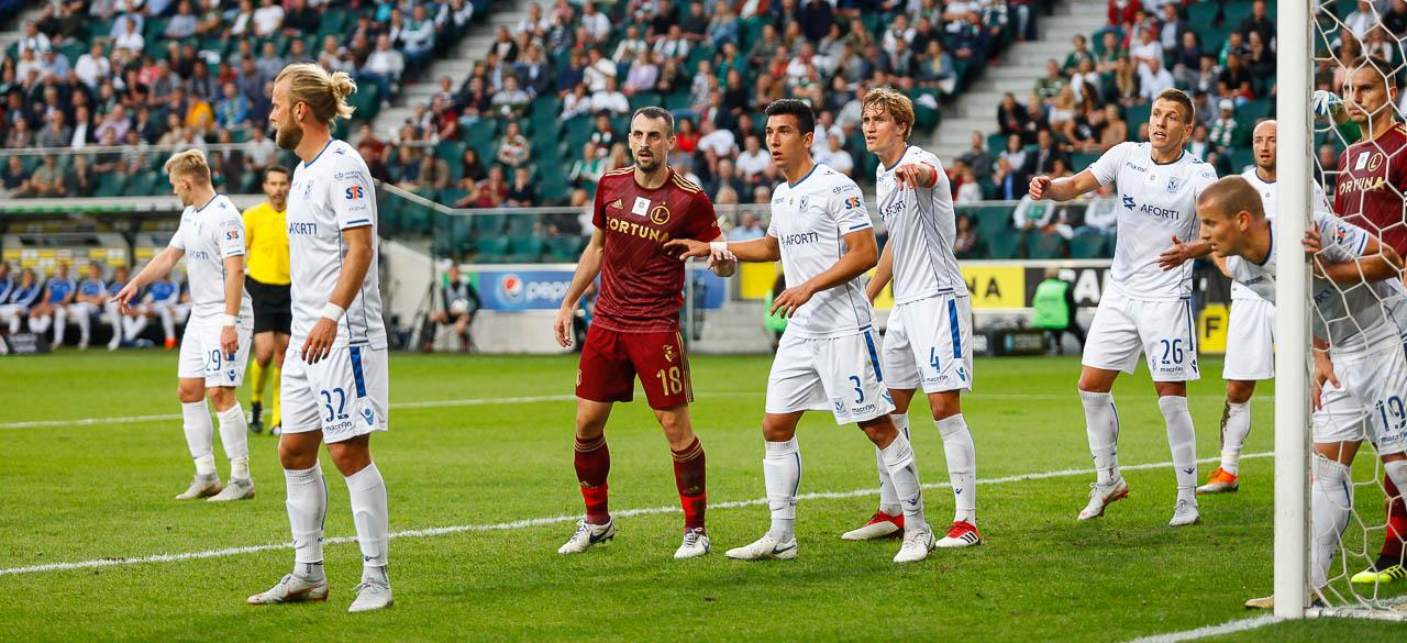 Legia Warszawa 1-0 Lech Poznań - fot. Piotr Galas (zdjęcie 50 z 105)