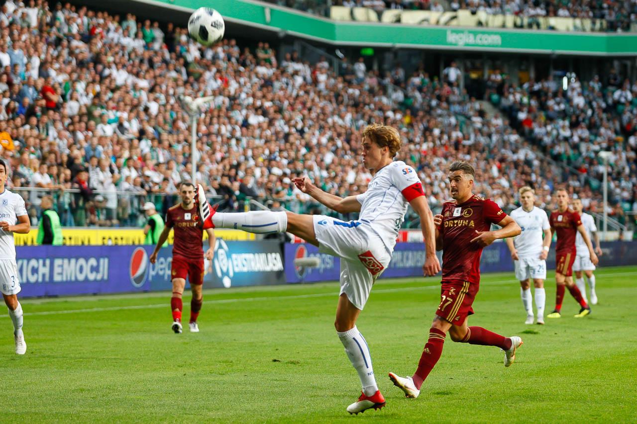 Legia Warszawa 1-0 Lech Poznań - fot. Piotr Galas (zdjęcie 51 z 105)