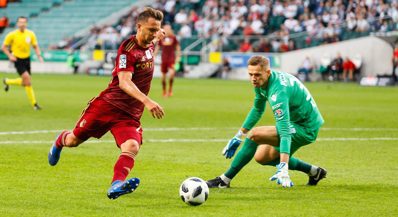 Legia Warszawa 1-0 Lech Poznań - fot. Piotr Galas (zdjęcie 56 z 105)