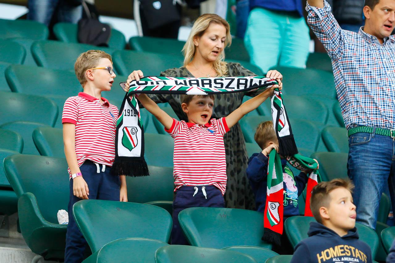 Legia Warszawa 1-0 Lech Poznań - fot. Piotr Galas (zdjęcie 6 z 105)