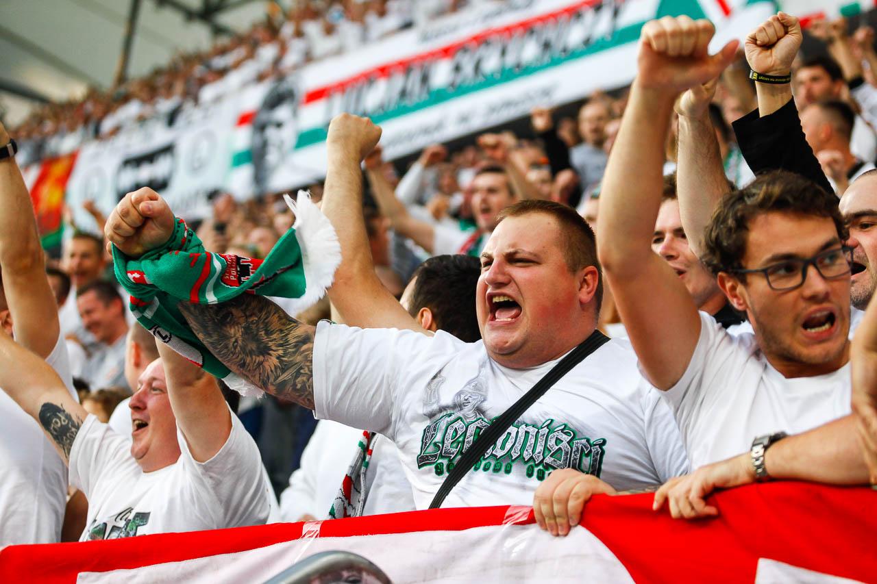 Legia Warszawa 1-0 Lech Poznań - fot. Piotr Galas (zdjęcie 63 z 105)