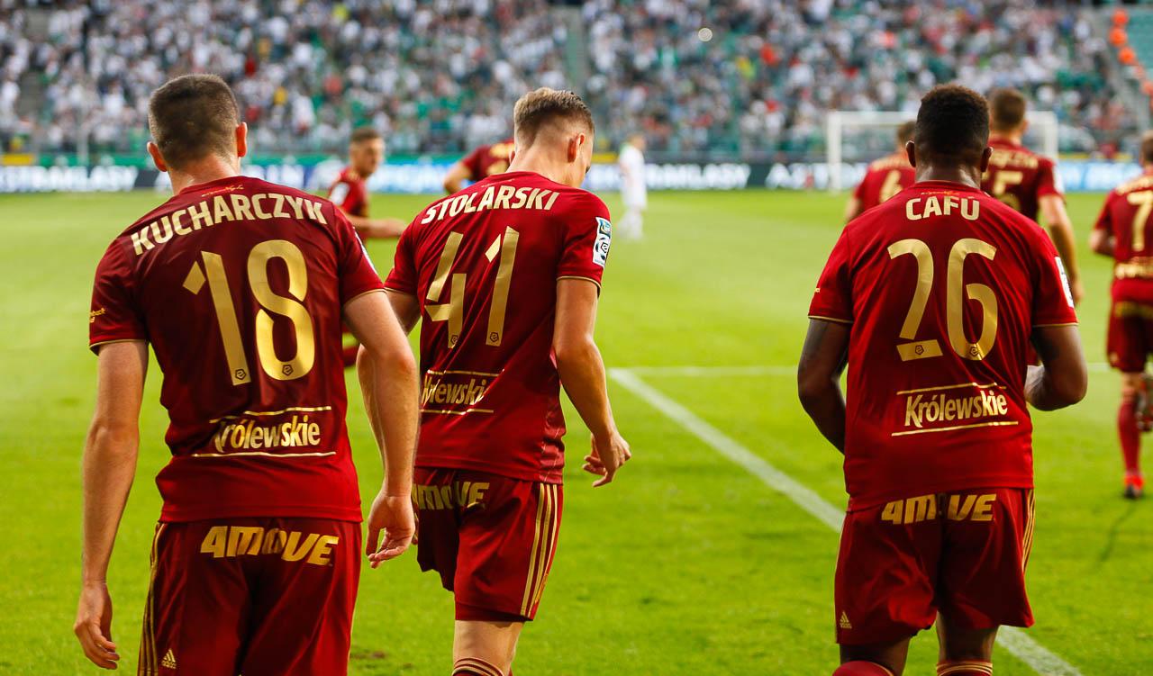 Legia Warszawa 1-0 Lech Poznań - fot. Piotr Galas (zdjęcie 64 z 105)