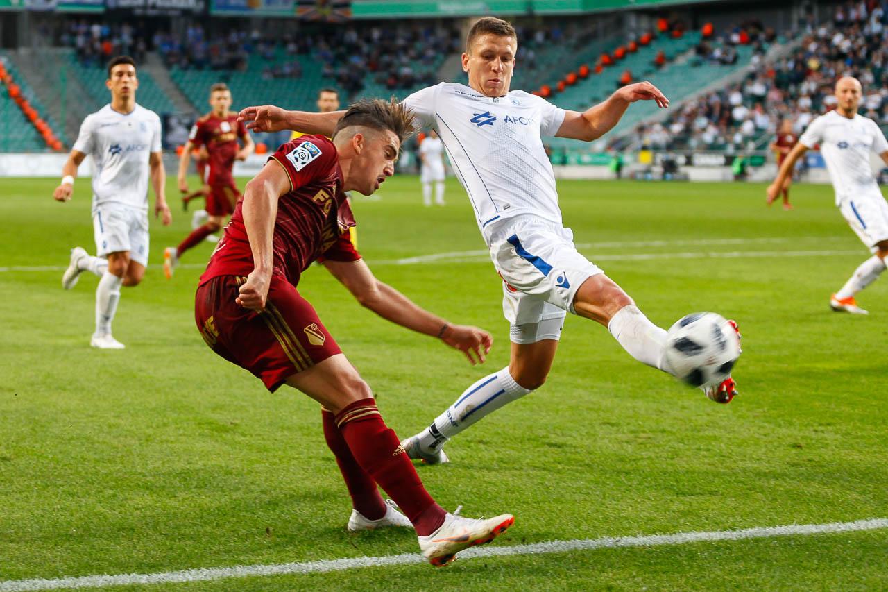 Legia Warszawa 1-0 Lech Poznań - fot. Piotr Galas (zdjęcie 65 z 105)