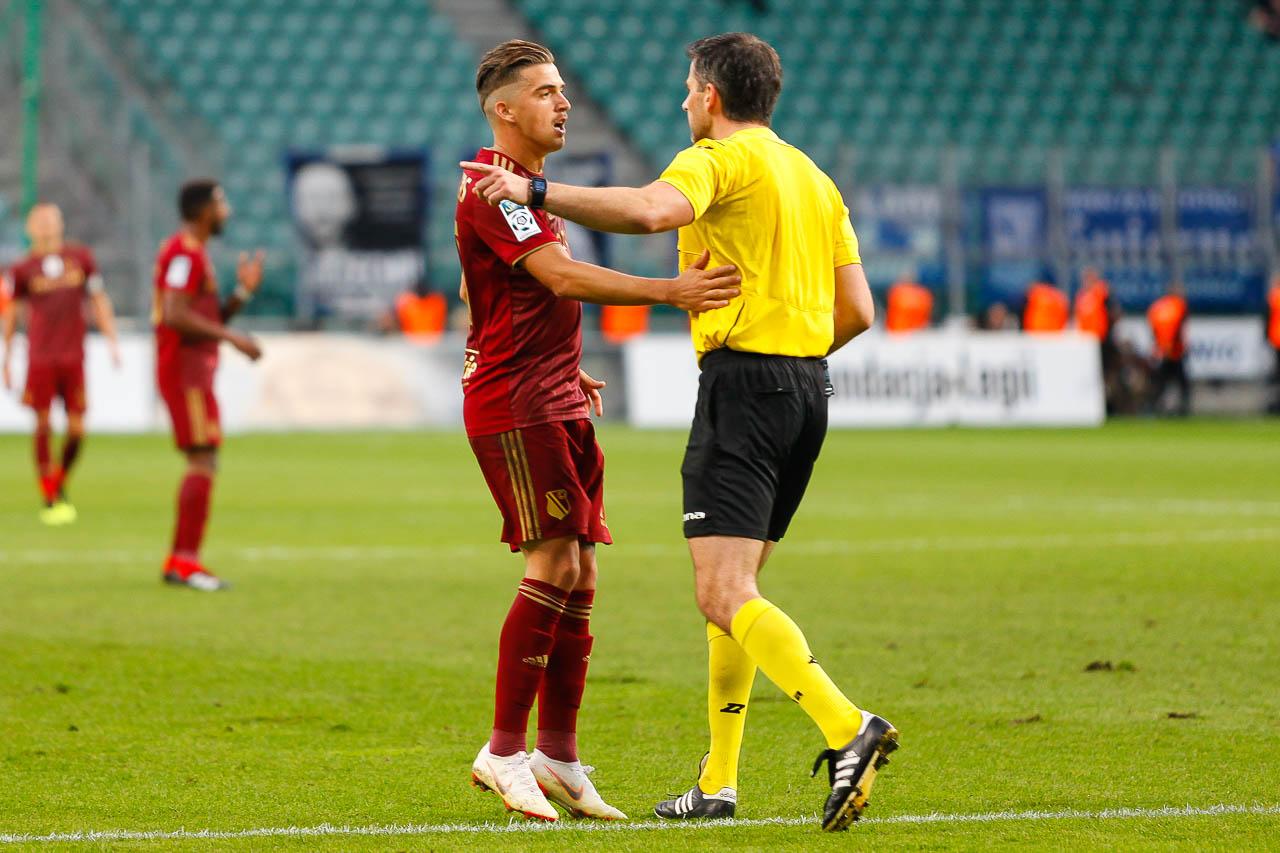 Legia Warszawa 1-0 Lech Poznań - fot. Piotr Galas (zdjęcie 66 z 105)