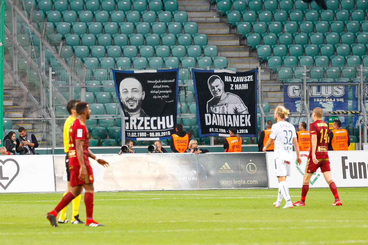 Legia Warszawa 1-0 Lech Poznań - fot. Piotr Galas (zdjęcie 67 z 105)