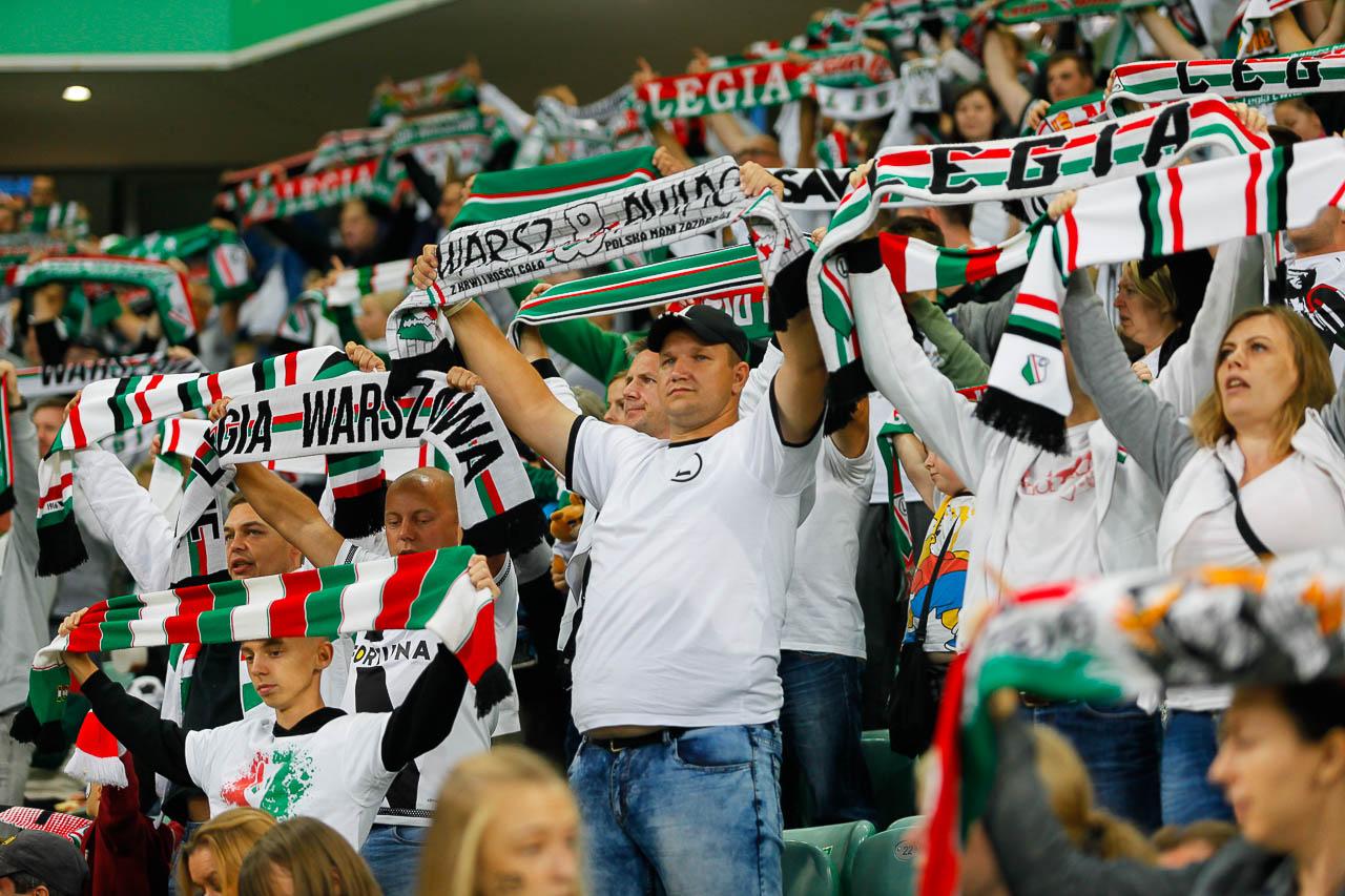 Legia Warszawa 1-0 Lech Poznań - fot. Piotr Galas (zdjęcie 69 z 105)