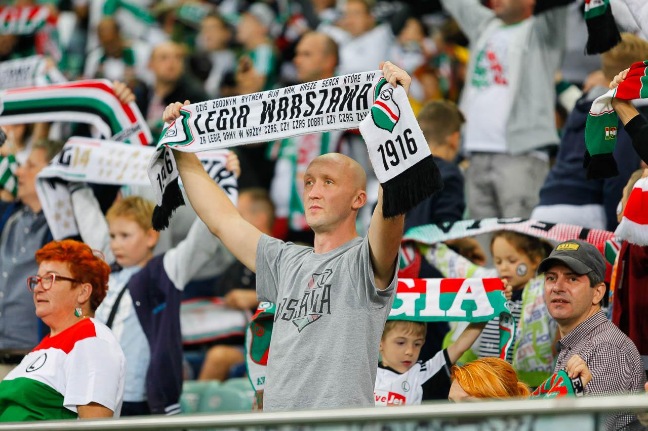 Legia Warszawa 1-0 Lech Poznań - fot. Piotr Galas (zdjęcie 70 z 105)