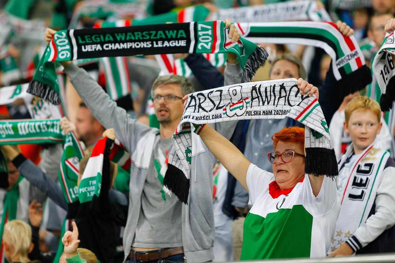 Legia Warszawa 1-0 Lech Poznań - fot. Piotr Galas (zdjęcie 71 z 105)