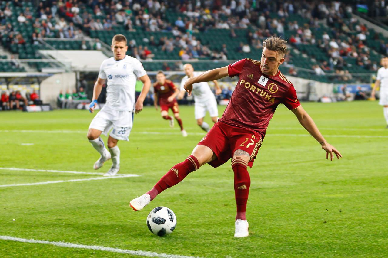 Legia Warszawa 1-0 Lech Poznań - fot. Piotr Galas (zdjęcie 72 z 105)