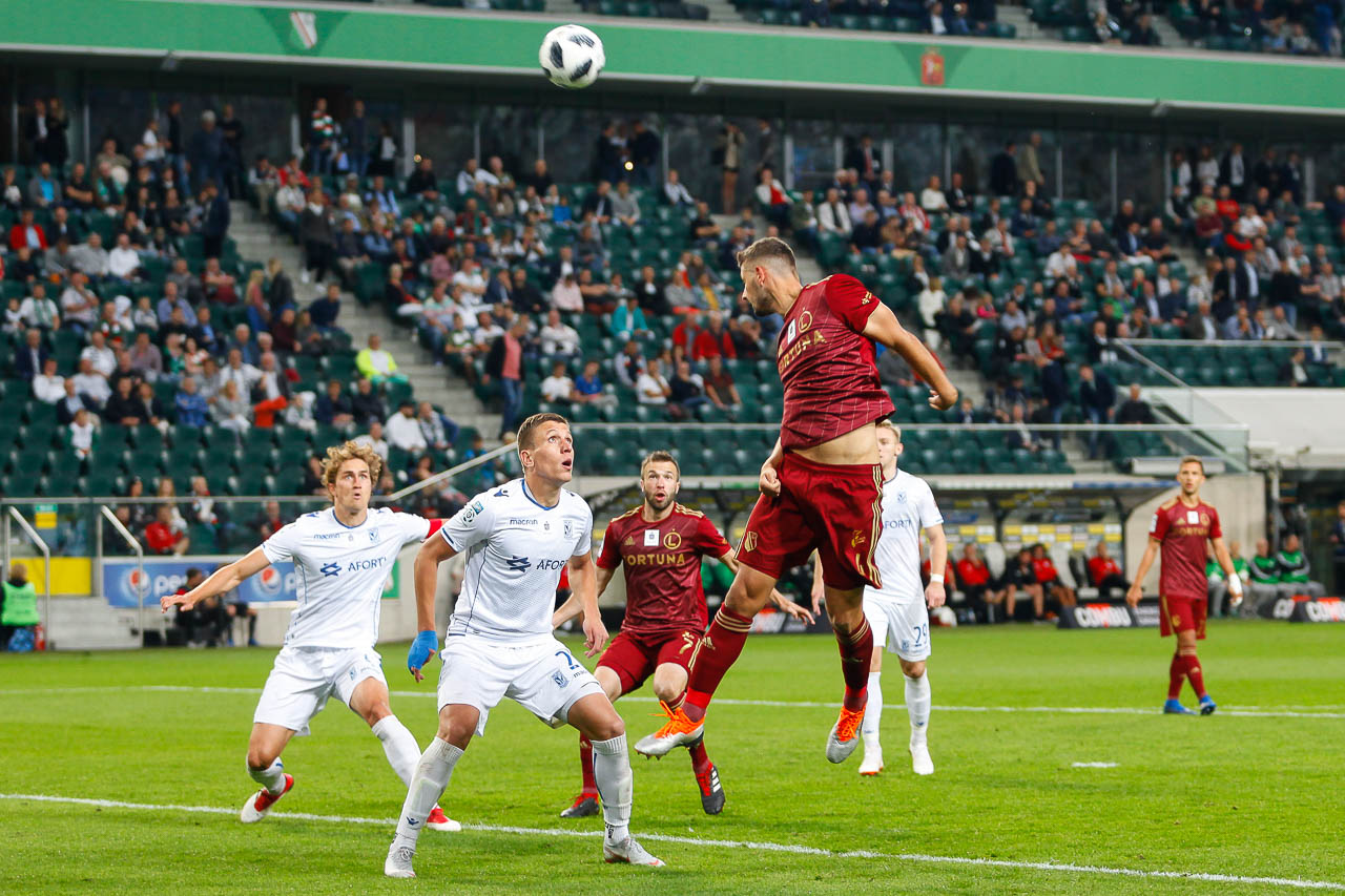 Legia Warszawa 1-0 Lech Poznań - fot. Piotr Galas (zdjęcie 74 z 105)