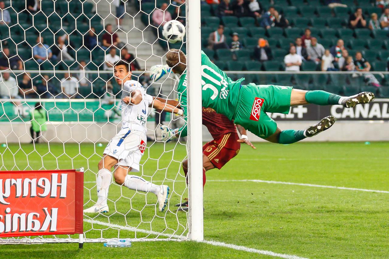 Legia Warszawa 1-0 Lech Poznań - fot. Piotr Galas (zdjęcie 75 z 105)