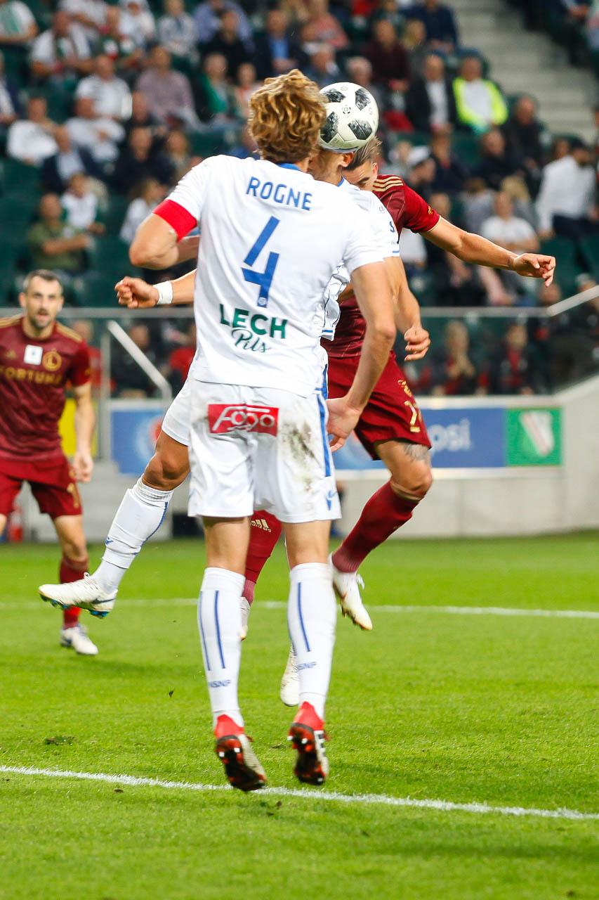 Legia Warszawa 1-0 Lech Poznań - fot. Piotr Galas (zdjęcie 76 z 105)