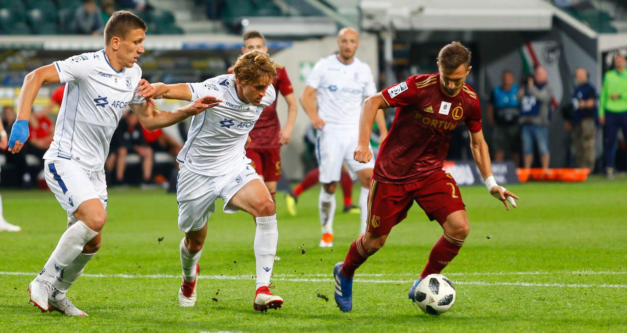 Legia Warszawa 1-0 Lech Poznań - fot. Piotr Galas (zdjęcie 77 z 105)
