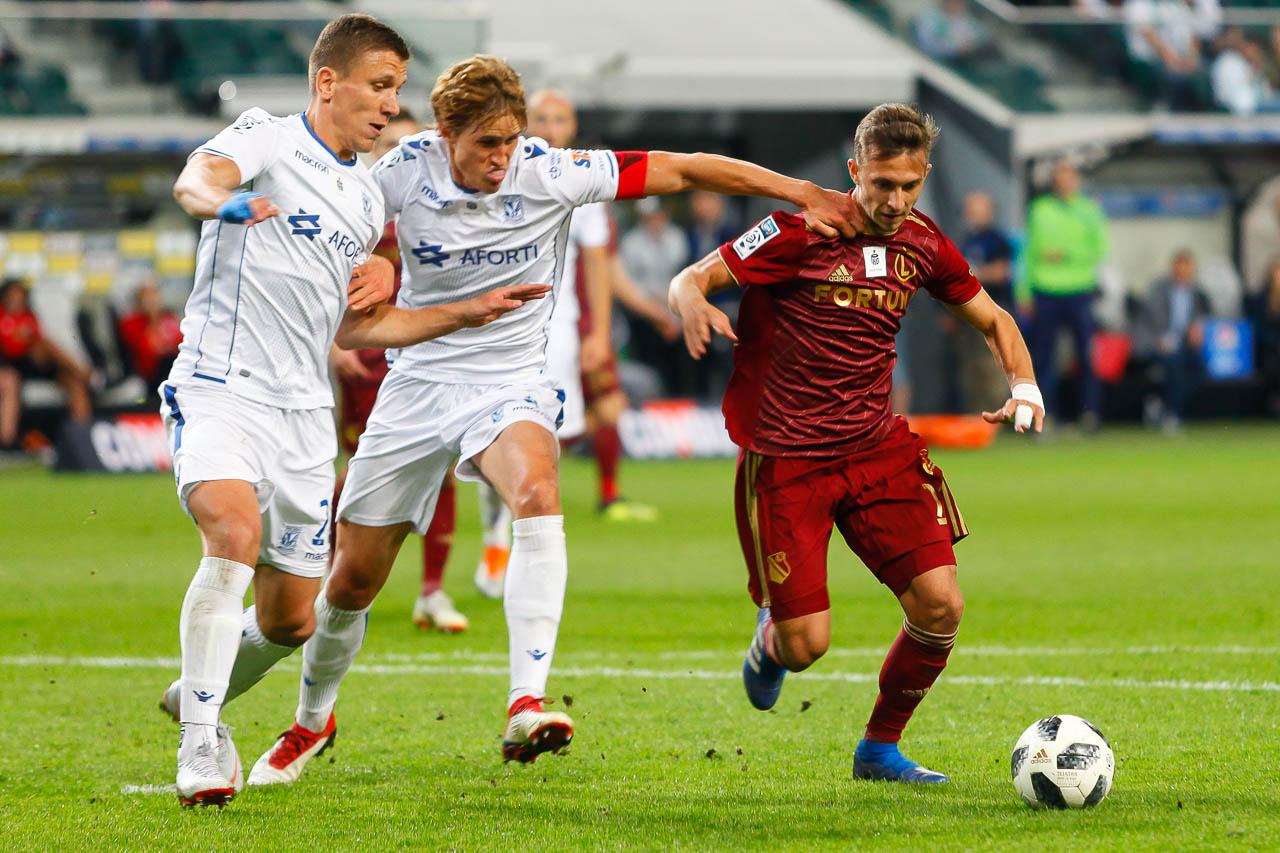 Legia Warszawa 1-0 Lech Poznań - fot. Piotr Galas (zdjęcie 78 z 105)