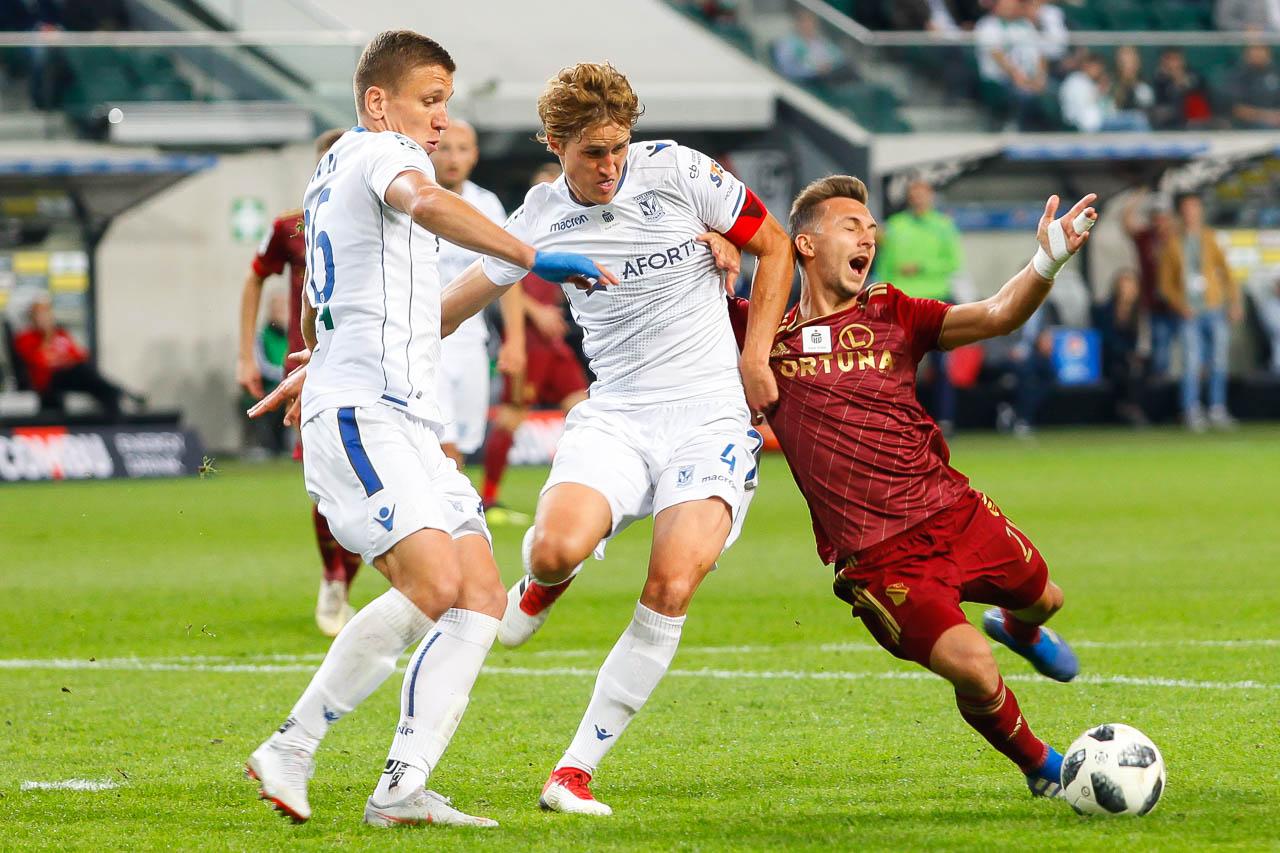 Legia Warszawa 1-0 Lech Poznań - fot. Piotr Galas (zdjęcie 79 z 105)
